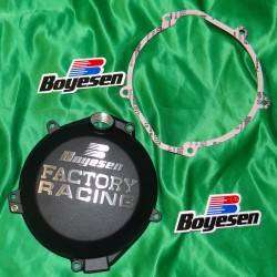 Couvercle de carter embrayage noir BOYESEN pour KTM SXF, EXCF, HUSQVARNA FE, FE 250 et 350 127171 BOYESEN 124,90€