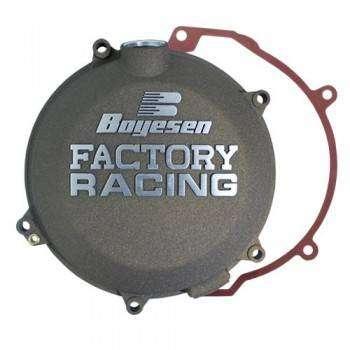 Couvercle de carter embrayage magnesium BOYESEN pour KTM EXC, SMR, SXF, HUSQVARNA, HUSABERG FE 127111 BOYESEN 126,90€