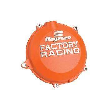 Couvercle de carter embrayage orange BOYESEN pour KTM SX, HUSQVARNA TC 85 et 105 de 2006 à 2017 127105 BOYESEN 129,00€