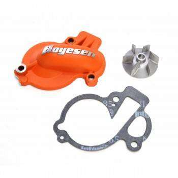 Carter de pompe a eau + helice orange BOYESEN pour HUSQVARNA FC, FS KTM SXF 127178 BOYESEN 269,90€