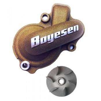 Carter de pompe a eau + helice magnesium BOYESEN pour HUSQVARNA FE, KTM EXC, SXF 127049 BOYESEN 229,90€