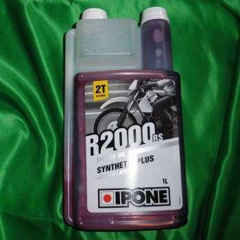 Huile moteur 2 temps IPONE R2000 RS 1, 2 ou 4 litres aux choix 800104 IPONE 12,90€