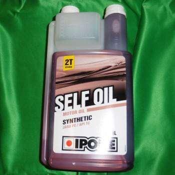 Huile moteur 2 temps IPONE Self Oil 1, 2 ou 4 litres aux choix 800350 IPONE 9,99€