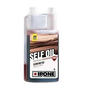 Huile moteur 2 temps IPONE Self Oil fraise 1 litre 800352 IPONE 10,99€