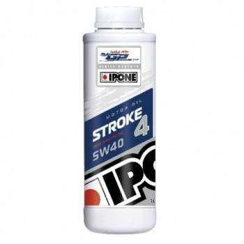 Huile moteur 4 temps IPONE Stroke 4 5w40 1 ou 4 litres aux choix 800004 / 800005 IPONE 14,99€