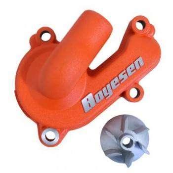 Carter de pompe a eau + helice orange BOYESEN pour HUSQVARNA FC, KTM SXF 350 250 127177 BOYESEN 269,90€