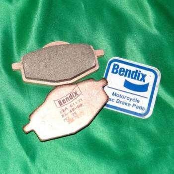 Plaquette de frein BENDIX pour YAMAHA TT, XT, WR, DT, BANSHEE, YZ,... 380754 BENDIX 19,90€