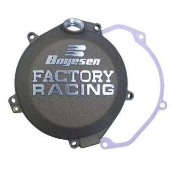 Couvercle de carter embrayage magnesium BOYESEN pour KTM SXF, EXCF, HUSQVARNA, HUSABERG FE, FE 250 et 350 127098 BOYESEN 124,...