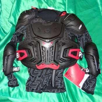 Gilet integral LEATT Protector 4.5 Junior noir pour enfant tailles aux choix 433004L/XL LEATT 199,90€