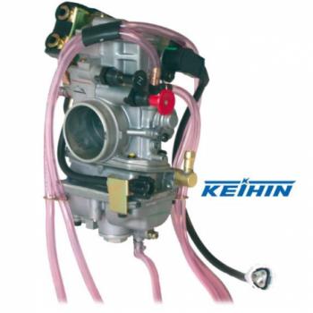 Carburateur KEIHIN FCR diamètre 39mm sans capteur TPS, avec starter a chaud 900507 KEIHIN 799,90€