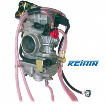 Carburateur KEIHIN FCR diamètre 41mm sans capteur TPS et starter a chaud 900509 KEIHIN 879,90€