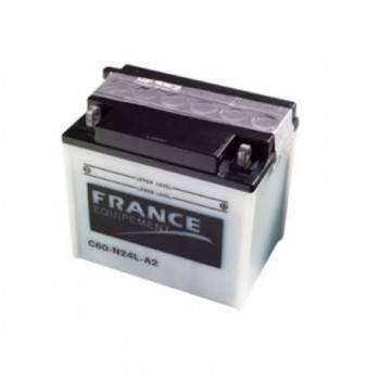 Batterie France Equipement C60-N24L-A2 C60-N24L-A2 FRANCE EQUIPEMENT 122,87€