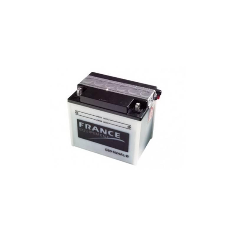 Batterie France Equipement C60-N24AL-B C60-N24AL-B FRANCE EQUIPEMENT 126,67€