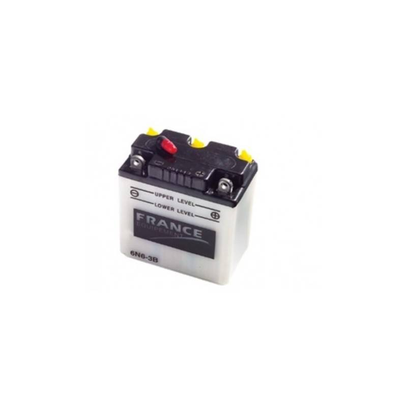 Batterie France Equipement 6N6-3B 6N6-3B FRANCE EQUIPEMENT 21,16 €