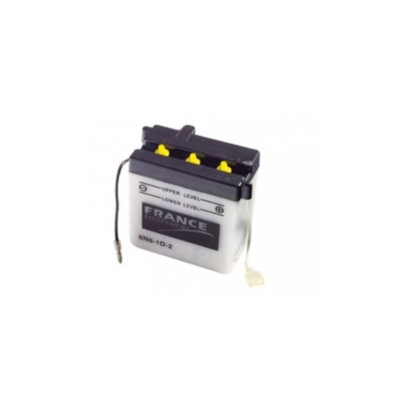 Batterie France Equipement 6N6-1D-2 6N6-1D-2 FRANCE EQUIPEMENT 21,06 €