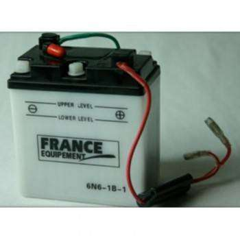 Batterie France Equipement 6N6-1B1 6N6-1B1 FRANCE EQUIPEMENT 22,53 €
