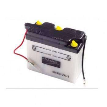 Batterie France Equipement 6N4B-2A-3 6N4B-2A-3 FRANCE EQUIPEMENT 19,50 €