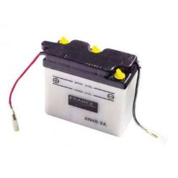 Batterie France Equipement 6N4B-2A 6N4B-2A FRANCE EQUIPEMENT 20,58€