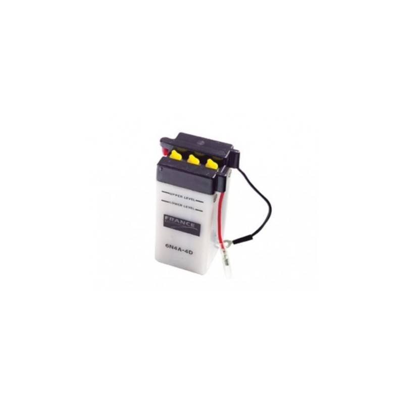 Batterie France Equipement 6N4A-4D 6N4A-4D FRANCE EQUIPEMENT 20,09 €