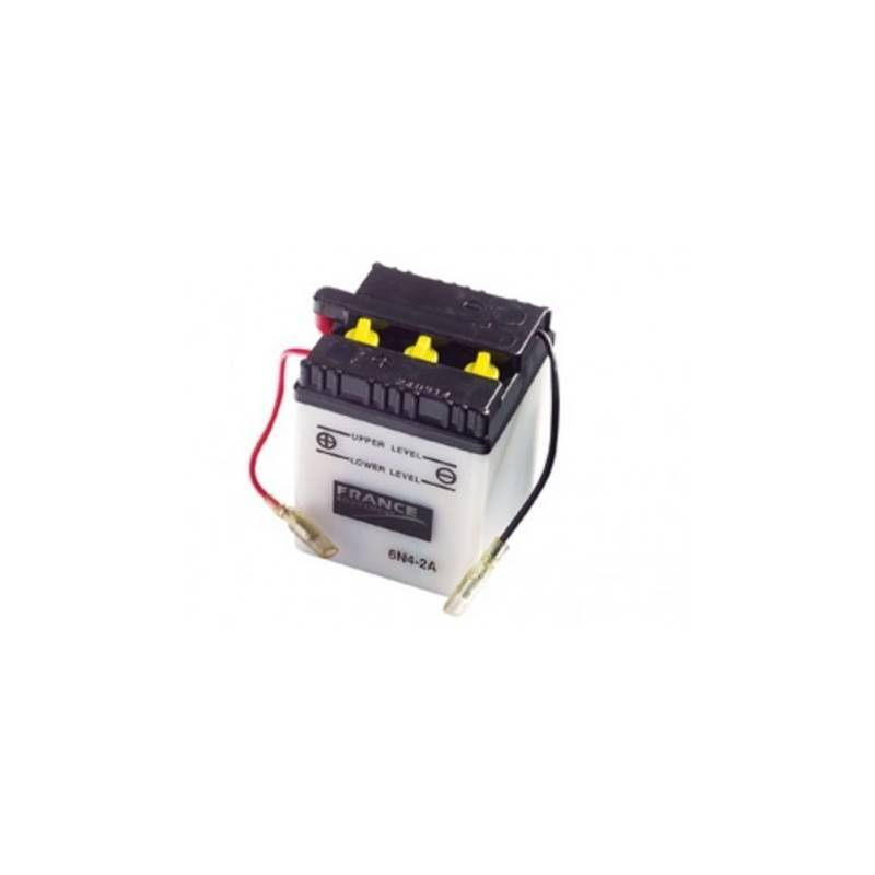 Batterie France Equipement 6N4-2A 6N4-2A FRANCE EQUIPEMENT 15,41 €