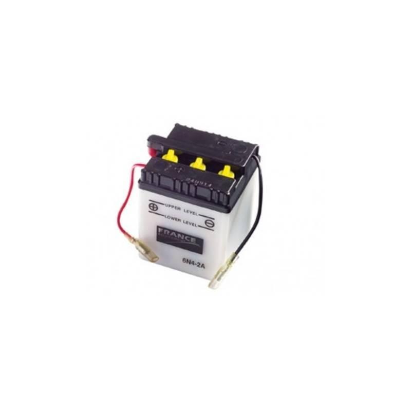 Batterie France Equipement 6N4-2A 6N4-2A FRANCE EQUIPEMENT 15,41€