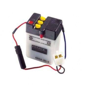 Batterie France Equipement 6N2A-2C-3 6N2A-2C-3 FRANCE EQUIPEMENT 13,36 €