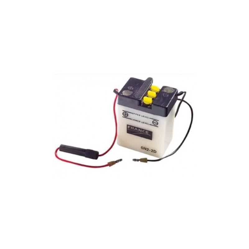 Batterie France Equipement 6N2-2D 6N2-2D FRANCE EQUIPEMENT 14,92 €