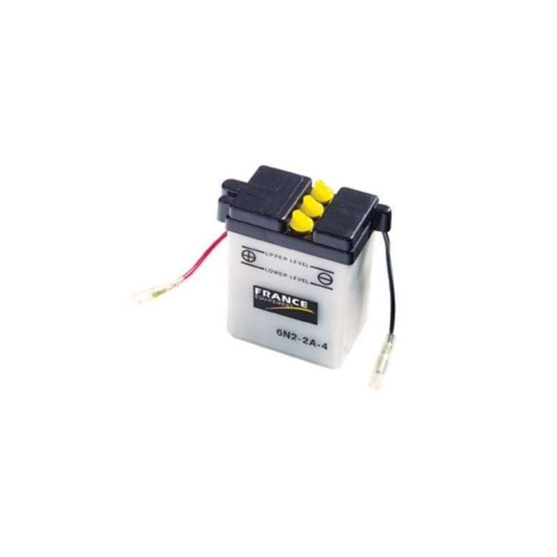 Batterie France Equipement 6N2-2A-4 6N2-2A-4 FRANCE EQUIPEMENT 14,92€