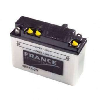 Batterie France Equipement 6N12A-2D 6N12A-2D FRANCE EQUIPEMENT 47,88 €