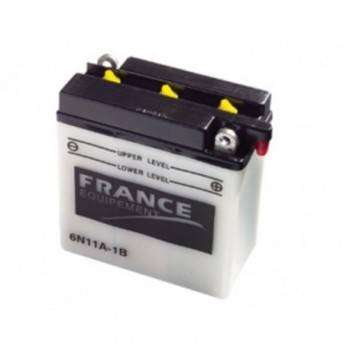 Batterie France Equipement 6N11A-1B 6N11A-1B FRANCE EQUIPEMENT 36,18 €