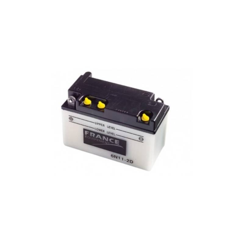 Batterie France Equipement 6N11-2D 6N11-2D FRANCE EQUIPEMENT 36,37 €