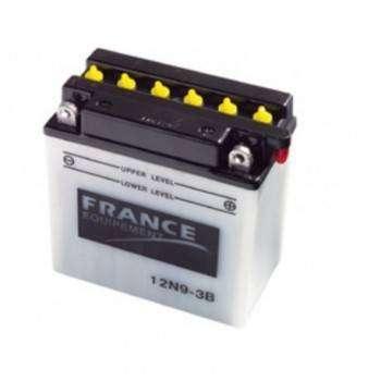 Batterie France Equipement 12N9-3B 12N9-3B FRANCE EQUIPEMENT 42,03€