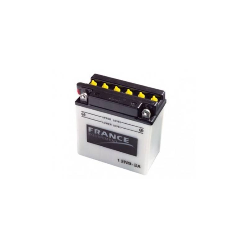Batterie France Equipement 12N9-3A 12N9-3A FRANCE EQUIPEMENT 43,98 €