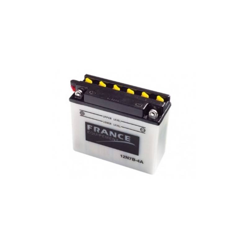 Batterie France Equipement 12N7B-4A 12N7B-4A FRANCE EQUIPEMENT 47,10 €