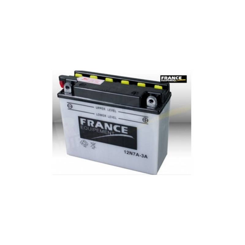 Batterie France Equipement 12N7A-3A 12N7A-3A FRANCE EQUIPEMENT 43,98 €