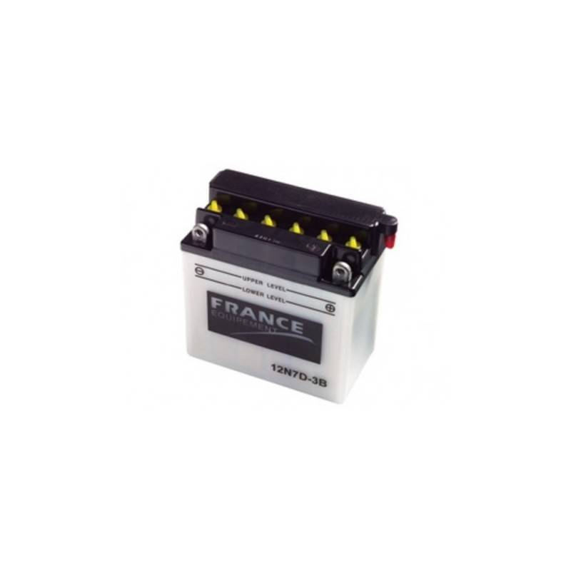 Batterie France Equipement 12N7-4B 12N7-4B FRANCE EQUIPEMENT 50,22 €