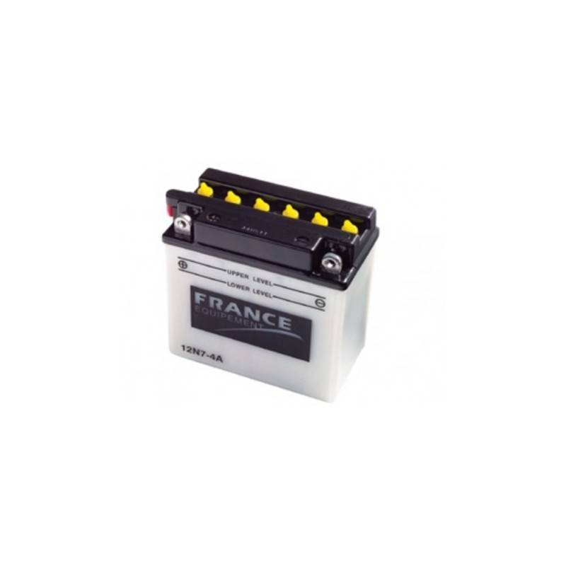 Batterie France Equipement 12N7-4A 12N7-4A FRANCE EQUIPEMENT 52,27 €