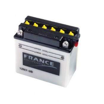 Batterie France Equipement 12N7-3B 12N7-3B FRANCE EQUIPEMENT 36,57 €