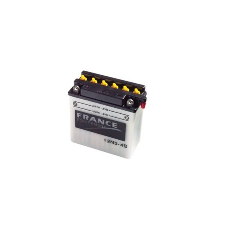 Batterie France Equipement 12N5-4B 12N5-4B FRANCE EQUIPEMENT 31,79 €