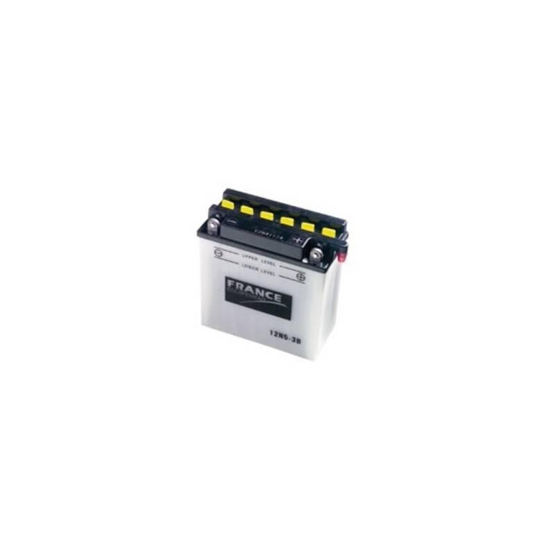 Batterie France Equipement 12N5-3B 12N5-3B FRANCE EQUIPEMENT 28,77€