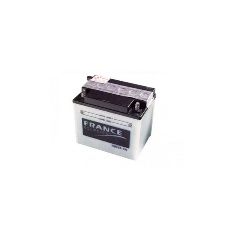 Batterie France Equipement 12N24-4A 12N24-4A FRANCE EQUIPEMENT 103,95 €