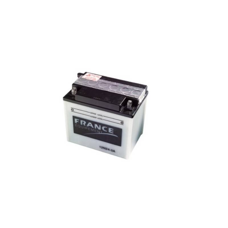 Batterie France Equipement 12N24-3A 12N24-3A FRANCE EQUIPEMENT 121,79 €