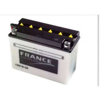 Batterie France Equipement 12N18-3A 12N18-3A FRANCE EQUIPEMENT 109,61 €