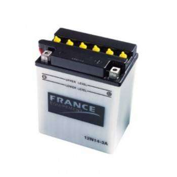 Batterie France Equipement 12N14-3A 12N14-3A FRANCE EQUIPEMENT 62,90 €