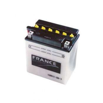 Batterie France Equipement 12N11-3A-1 12N11-3A-1 FRANCE EQUIPEMENT 74,60€