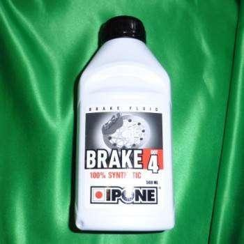 Liquide de frein IPONE Brake 4 DOT4 500ml 800223 IPONE 7,99€