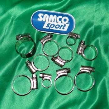 Kit colliers de serrage durite de radiateur SAMCO pour YAMAHA YZ 125cc de 1996 à 2001 44064900 SAMCO 29,90€