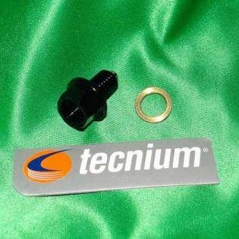 Bouchon de vidange aimanté TECNIUM M10x1.5x14 pour GAS GAS, KAWASAKI, KTM et SUZUKI 891633 TECNIUM 10,79€