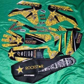 Kits décos BLACKBIRD Rockstar Energy pour SUZUKI RMZ 450 de 2005 à 2007 8315L BLACKBIRD 134,90€