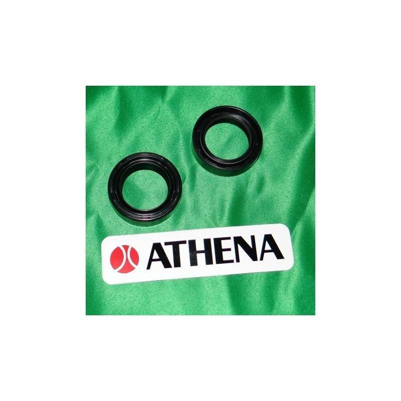 Pack de joint spy de fourche ATHENA pour YAMAHA DT MX 50cc de 1978 à 1980 diamètre MGR-RSD 27x39x10,5 P40FORK455080 ATHENA 6,...
